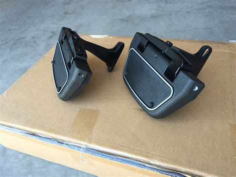 Harley Davidson Passenger Floorboards harley touring passenger floorboards like new from 16