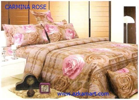 Carmina Sprei Bedcover bed cover murah grosir sprei bedcover dan selimut murah