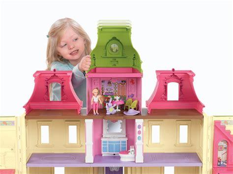 fisher price loving family dollhouse family