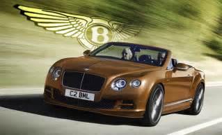 Bentley Continental Gt Forum Bentley Continental Gt Speed Gets Genteel Upgrades