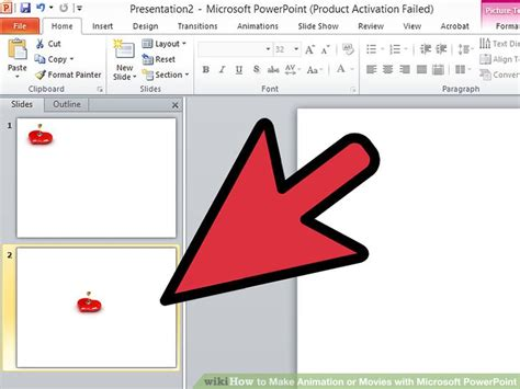 cornici powerpoint how to make animation or with microsoft powerpoint