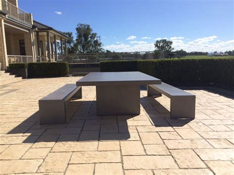 polished concrete bench 60 best polished concrete tables images on pinterest