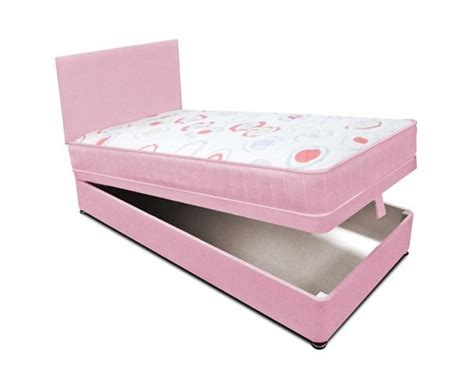 pink single headboard joseph planet pink 3ft single open coil bonnell