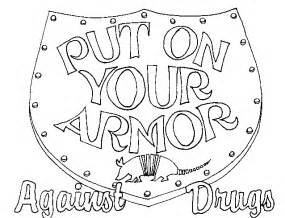 anti drug coloring pages kids coloring