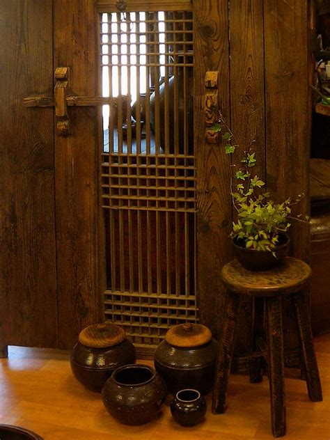 korean traditional home decor idea beautiful matching