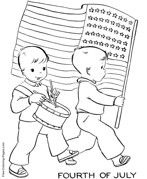 printable coloring pages july 4th july 4th coloring pages