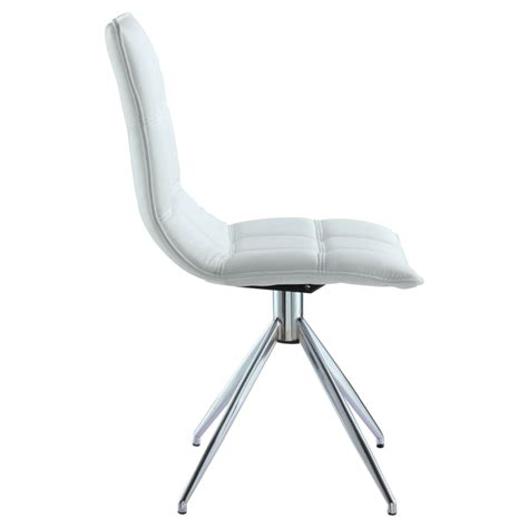 modern swivel dining chairs swivel dining chairs modern chairs seating