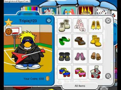 club penguin old clothes club penguin really old clothes triplej123 youtube