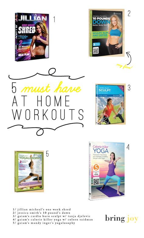 what are the best workout dvds for weight loss here are