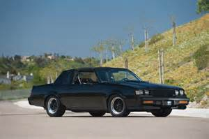 Buick Nationals 1982 1987 Buick Grand National Review Top Speed