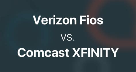 verizon fios  top cable provider  internet tv comparison