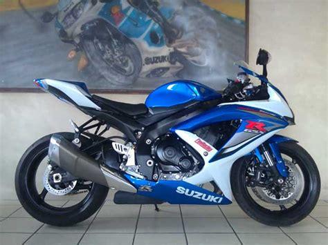 Suzuki Gsxr 750 Mpg 2008 Suzuki Gsxr750 For Sale Mc World Cape Town