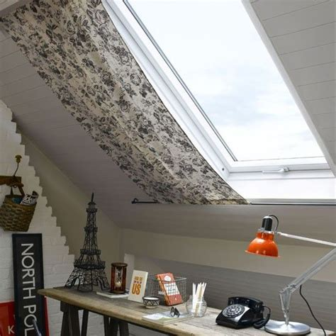 roof window curtain 1000 images about velux on pinterest modern blinds