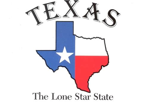 texas map logo west to east texas facts