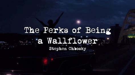 perks of being a wallflower book report the perks of being a wallflower book trailer