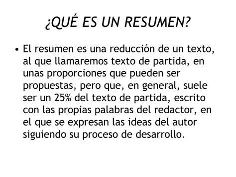 Resumen Q Es by Resumen Ejemplo 3 Clase 1