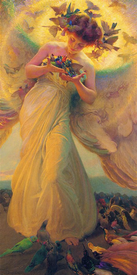 painting painting franz dvorak s paintings of spiritual splendor