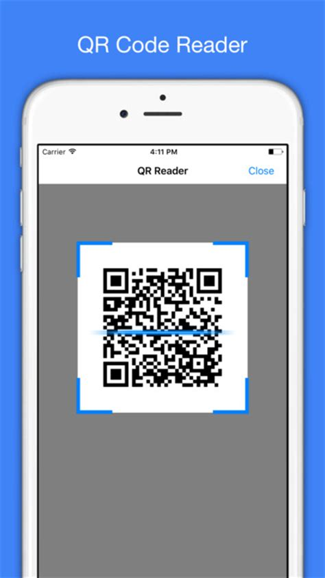 qr reader for android qr reader qr code scanner generator creator app android apk