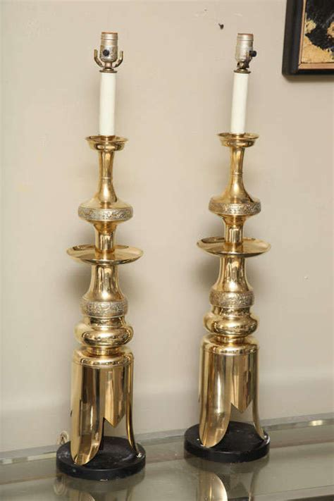 Moroccan Inspired Lighting Pair Of Moroccan Inspired Table Ls At 1stdibs