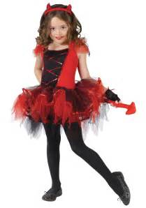 kids devil halloween costumes child devilina costume