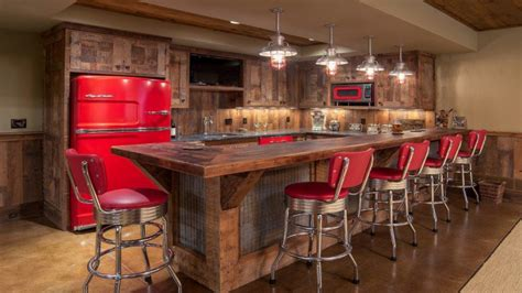 rustic bar top ideas basement bar ideas with black and white theme