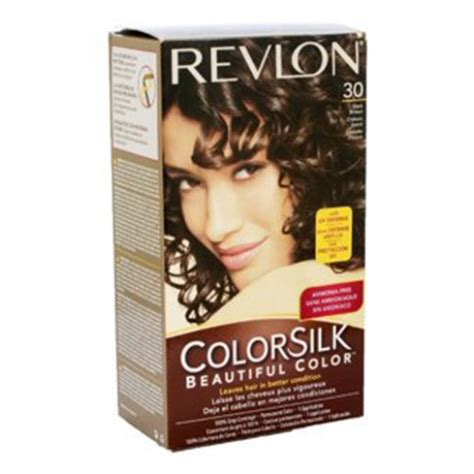 pictures of color silk decadent chocolate hair color revlon colorsilk hair color dye dark brown 30 hair