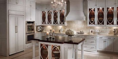 French Country Kitchen Backsplash by 2017 Beyaz Mutfak Modelleri Pembedekor