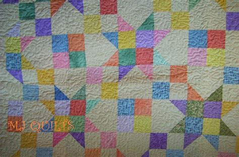 Handcrafted Quilt - handmade quilt patchwork quilt stairway to the