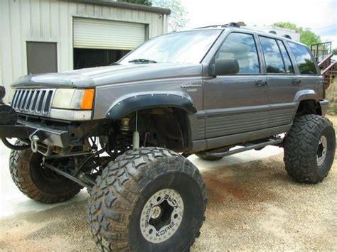 1994 Jeep Grand Lift Kit Sell New 1994 Jeep Grand Rock Crawler 4x4 In