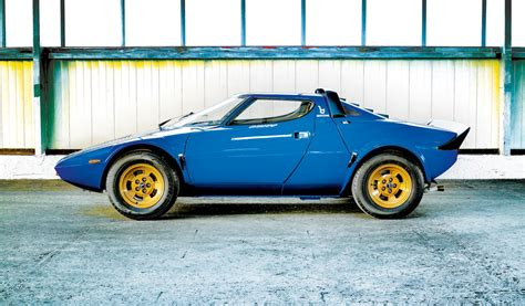 Where Is Lancia Made The Lancia Stratos Stradale