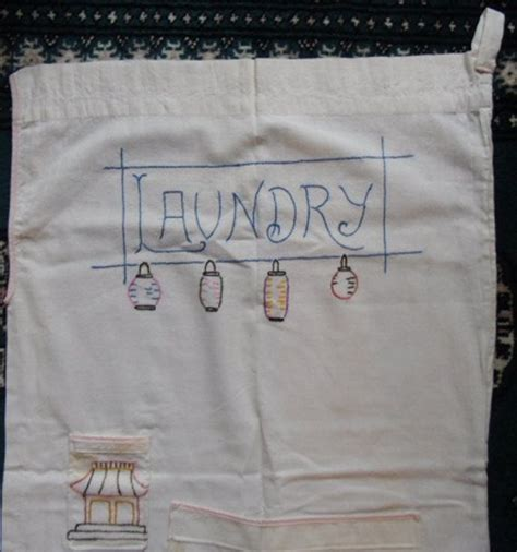 laundry embroidery design 8 best images about vintage laundry bag embroidery designs