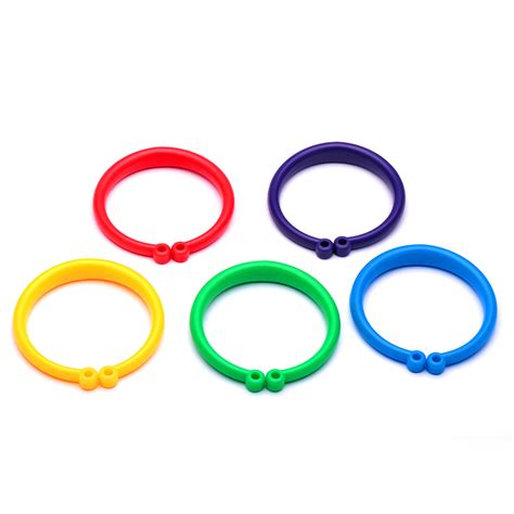 Ring Foil Balloon Blue blue bracelets ring balloon weights holding helium