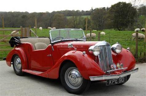tvr wadhurst 1946 sunbeam talbot ten tourer for sale on car and classic