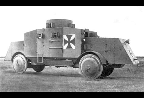 early us armor armored cars 1915 40 new vanguard books bussing a5p armored car imperial germany