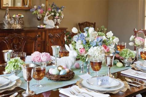 tavola imbandita per pasqua pranzo di pasqua la settimana santa a napoli lacooltura