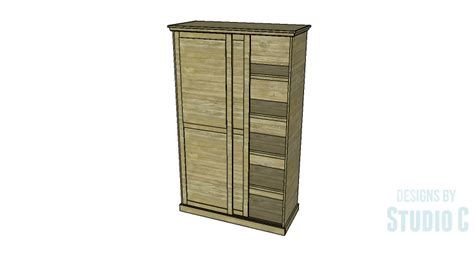How To Make Sliding Cabinet Doors by An Excellent Cabinet For Storage With Sliding Doors