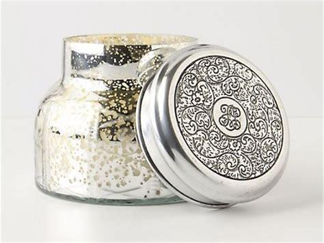 Pretty Jar Candles by Blue Mercury Glass Jar Candle 7 Pretty Jar Candles
