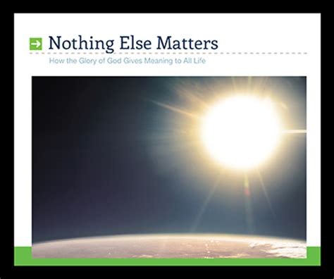 nothing else matters god s in our worship part 2 of 4 nothing else