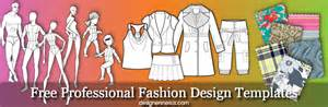 free fashion templates amp fashion designer information