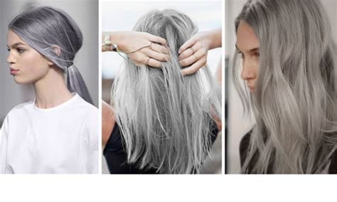 coloring hair gray trend name what do you think about the gray hair trend page 2