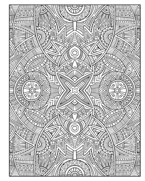 detailed coloring books diabolically detailed colouring book volume 2