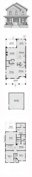 Narrow Lot Home Plans Best 25 Narrow Lot House Plans Ideas On Pinterest