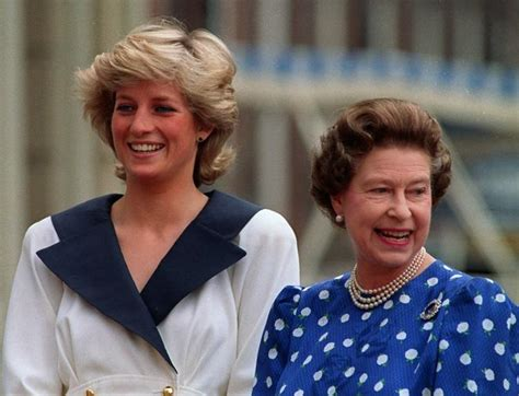 film queen elizabeth diana someone greased brakes on diana s car queen said book