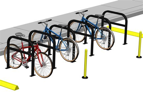 Bike Racks For Home by Bike Corral Cyclesafe