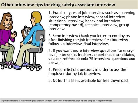How To Prepare A Resume For Job Interview by Drug Safety Associate Interview Questions