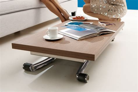 Multifunctional Coffee Dining Table Mini Multifunctional Coffee Dining Table For Small Spaces Bonbon Compact Living
