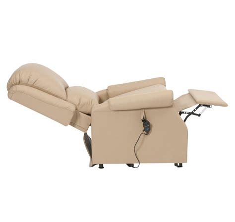 reclining position chicago anti microbial pvc fabric electric riser recliner