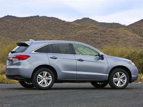 2012 Acura Rdx by Acura Rdx 2012 Images 1600x1200