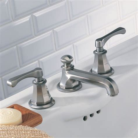 Deco Faucets by A55 151 Thg Traditional Deco Lever Handles