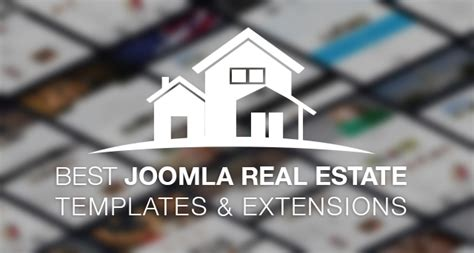 Top Joomla Templates And Extensions For A Killer Real Estate Website Best Real Estate Templates